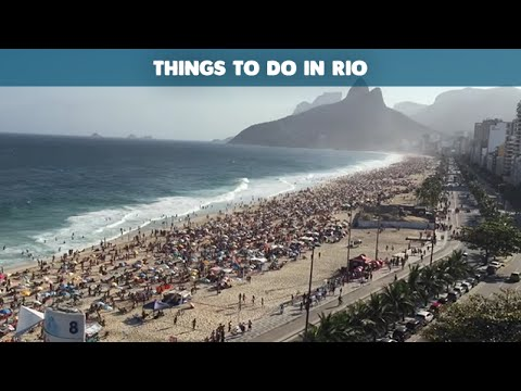 Things To Do in Rio | CloudMom