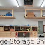 Wasted Space Garage Storage Shelves – 202