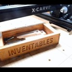 X Carve by Inventables- intro and first project