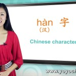 Yoyo Chinese Character Course – Lesson 4