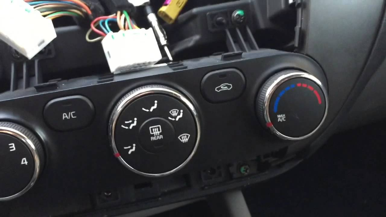 2014 Kia Forte Factory Stereo Replacement diy fyi