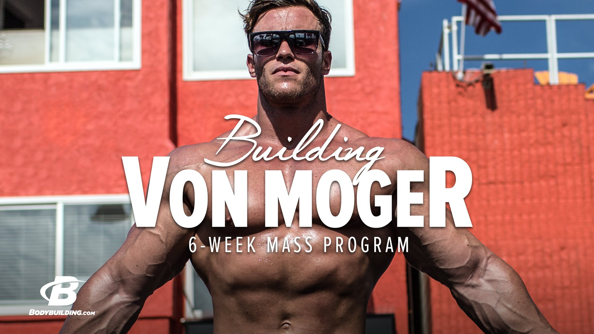 How to train for mass arnold schwarzeneggers blueprint calum von mogers 6 week mass training program building von moger malvernweather Choice Image