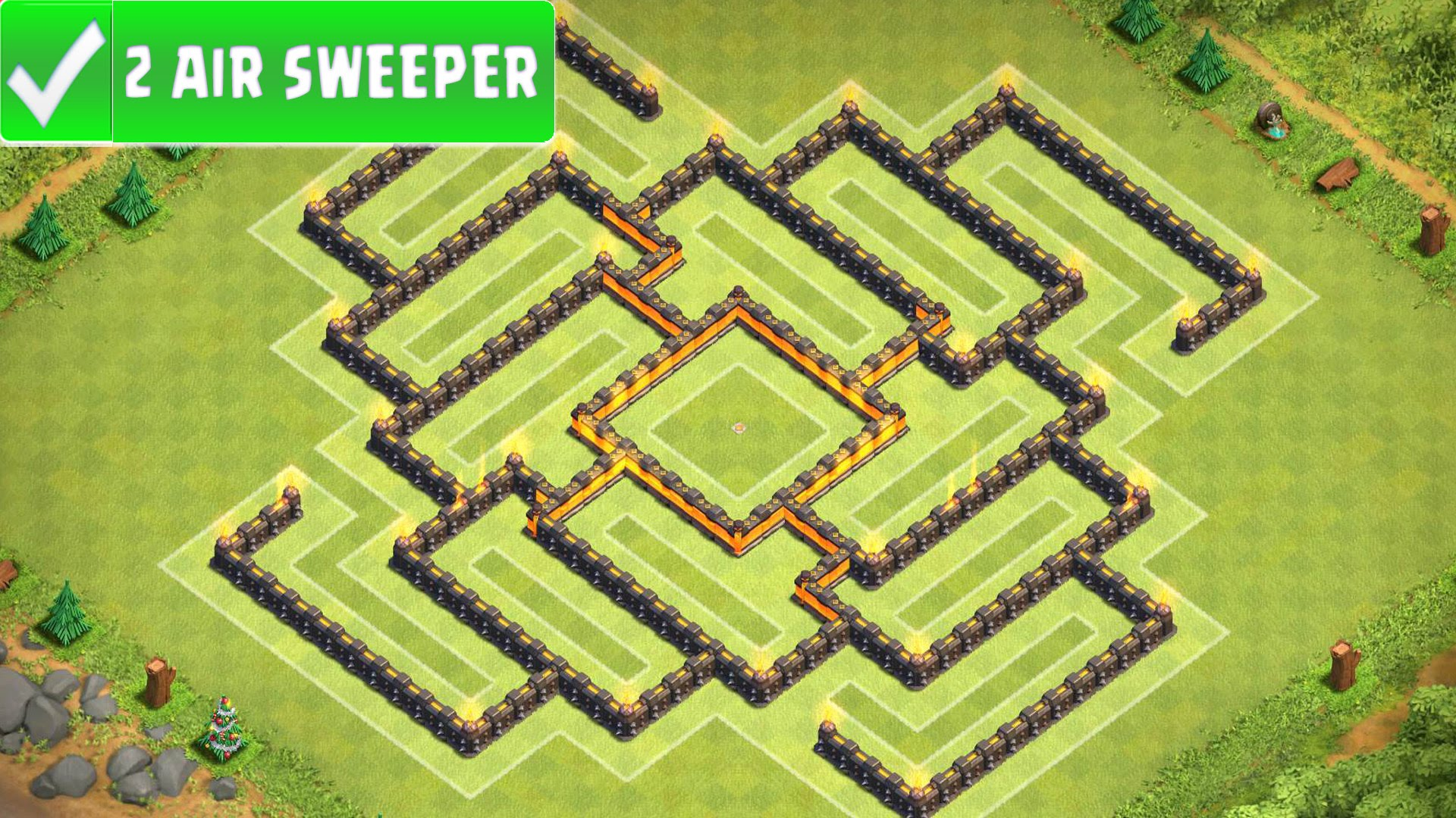 Coc Th9 Farming Base 2