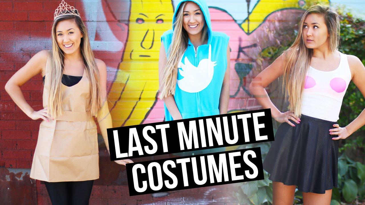 diy last minute halloween costumes twitter mean girls paper  diy last minute halloween costumes twitter mean girls paper bag princess laurdiy