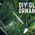 DIY Projects – Christmas Glass Ornament