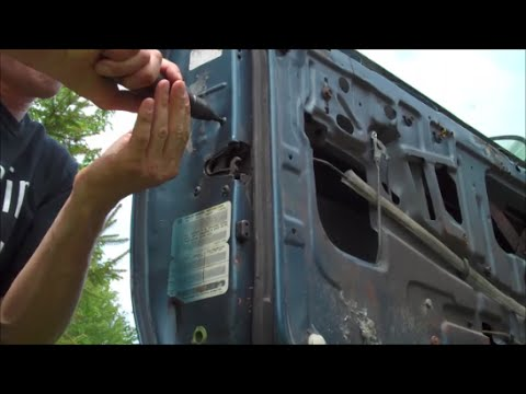 Door Latch And Handle Replacement Classic Gbody Garage