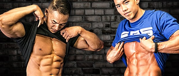 How Skinny Guys Can Build Lean Muscle Fast With Clark & Henry