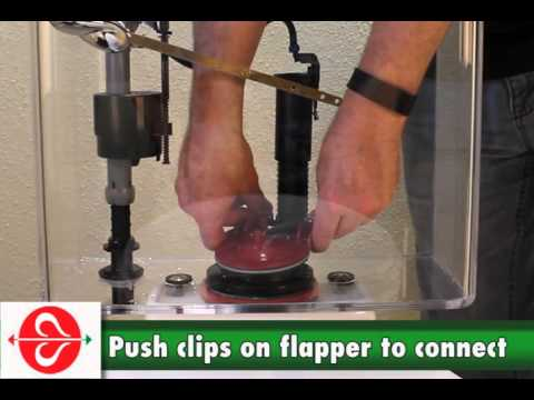 3 inch toilet flapper. How to install Fluidmaster s 3 inch toilet flapper for Kohler  TOTO American Standard toilets