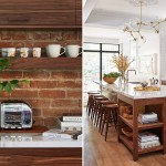 Interior Design – A Modern-Meets-Vintage Kitchen