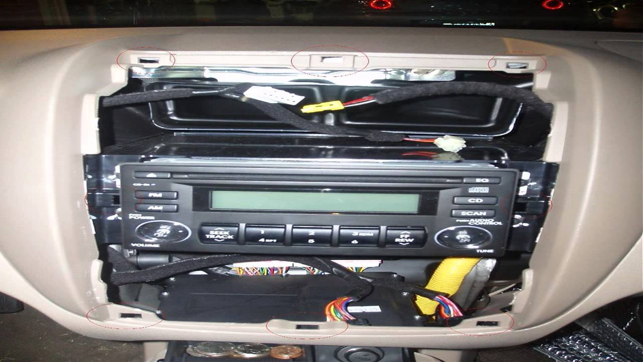 service manual how to remove radio 2010 kia rio kia. Black Bedroom Furniture Sets. Home Design Ideas