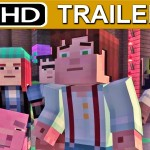 Minecraft Story Mode Episode 1 Trailer Gameplay