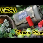NEW! Best Survival Folding Dump Pouch – Bushcraft / Hunting / Shooting – Maxpedition Rollypoly