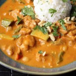Peanut Curry Chicken  – How to Make Chicken with Peanut Curry Sauce