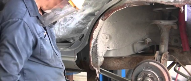 2015 Proper automotive rust repair
