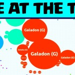 AGARIO – Life at the TOP Isn't easy in this AGAR.IO Game – Part 4