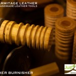 Armitage Leather Tools Leather burnisher