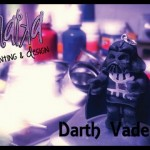 AVANZADO – ADVANCED – DIY Tutorial Polymer Clay Darth Vader (Star Wars, La guerra de las galaxias)
