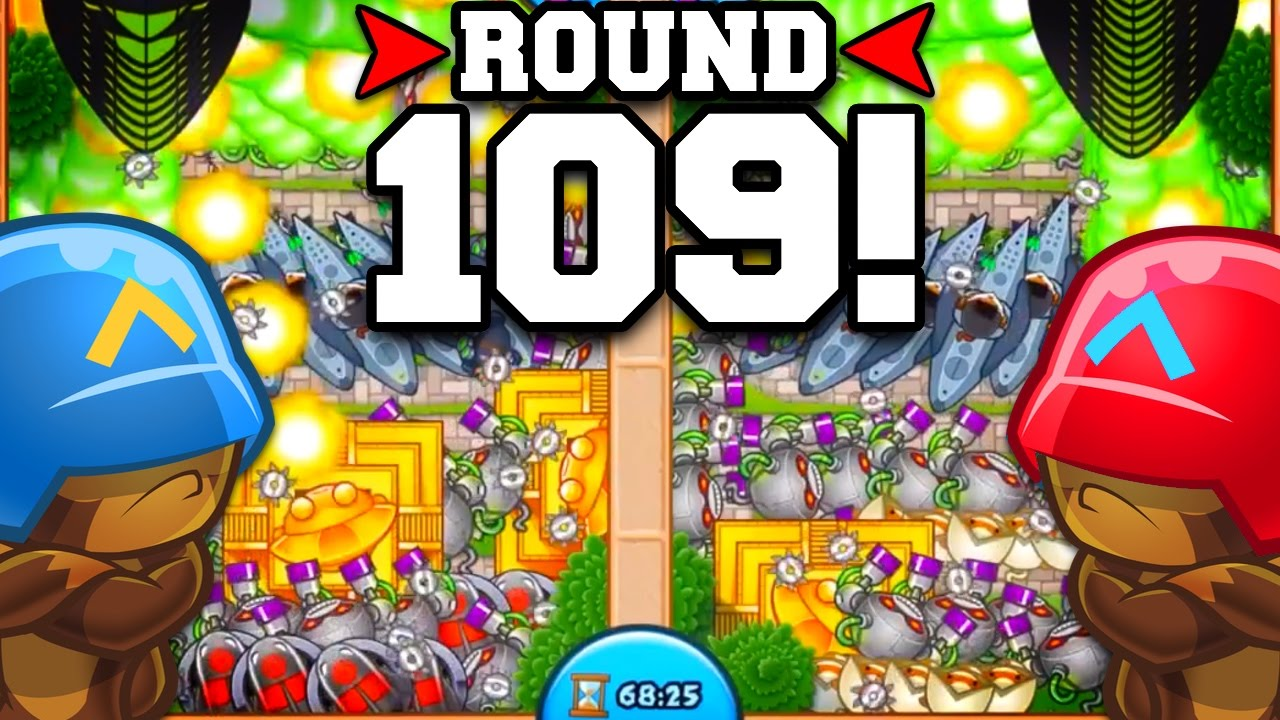 Bloons TD Battles | ROUND 100+ TACTICS! LATE GAME STRATEGY! | diy.fyi