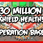Boom Beach – 30 MILLION+ HEALTH! – Bases WITH Shield Generator 3's – Task Force Operation