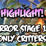 Boom Beach Highlight! – Dr.Terror Stage 1-5 with ONLY Critters!