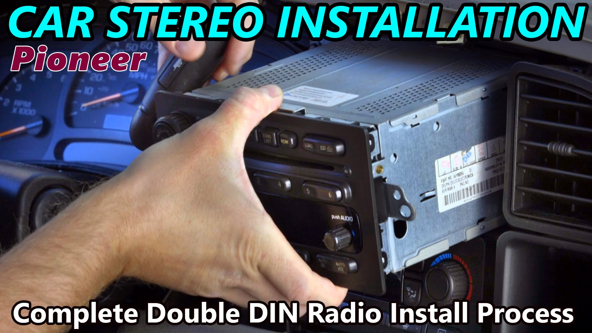 Car Stereo Installation Wiring D on 2000 Malibu Stereo Wiring Diagram