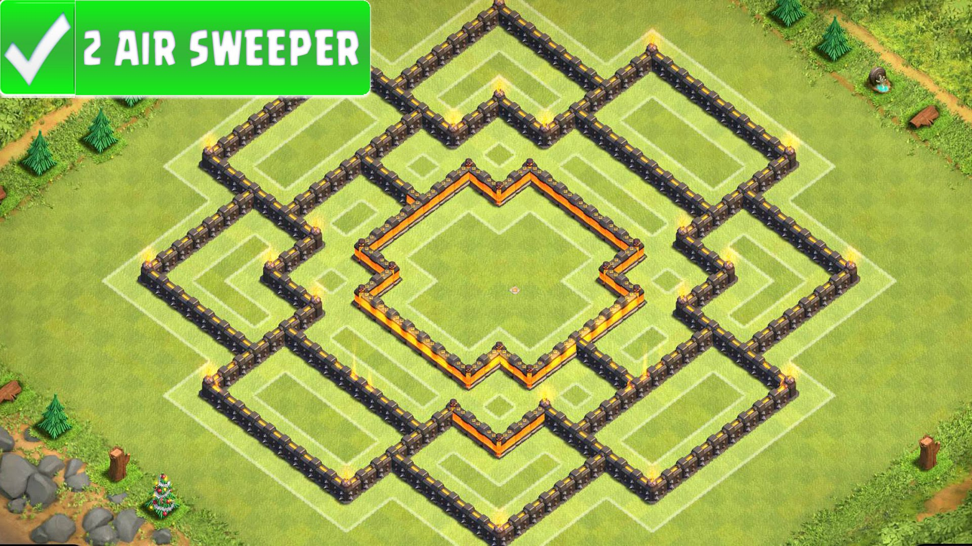 Clash of clans new epic town hall 9 th9 trophy base clash of clans new epic town hall 9 th9 trophy base pushing strategy speed build 2015 sciox Choice Image