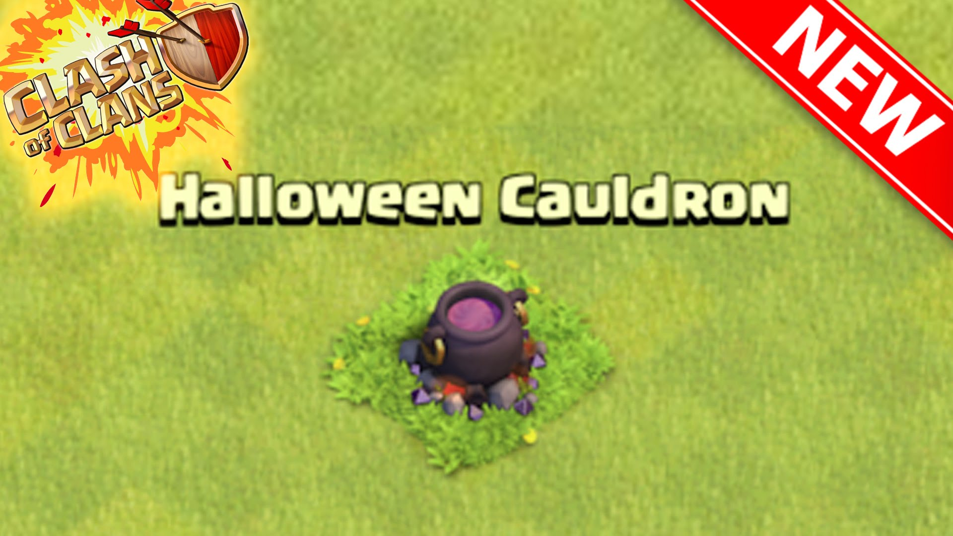 Clash Of Clans | NEW OCTOBER UPDATE LEAKED!?! | NEW CAULDRON ...