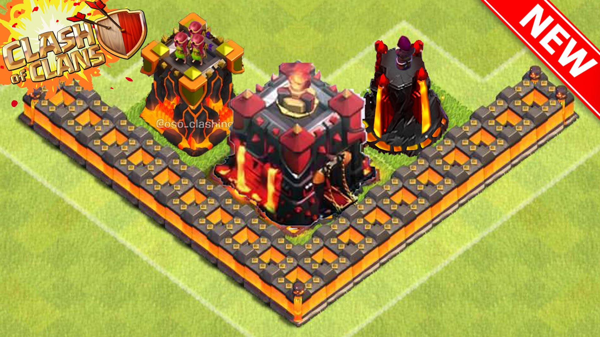 coc unlimited gems town hall 12
