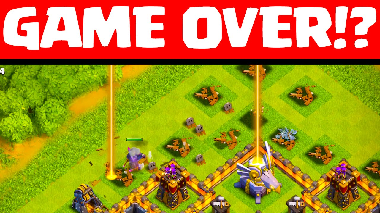 New clash of clans update | NEW  2019-05-12