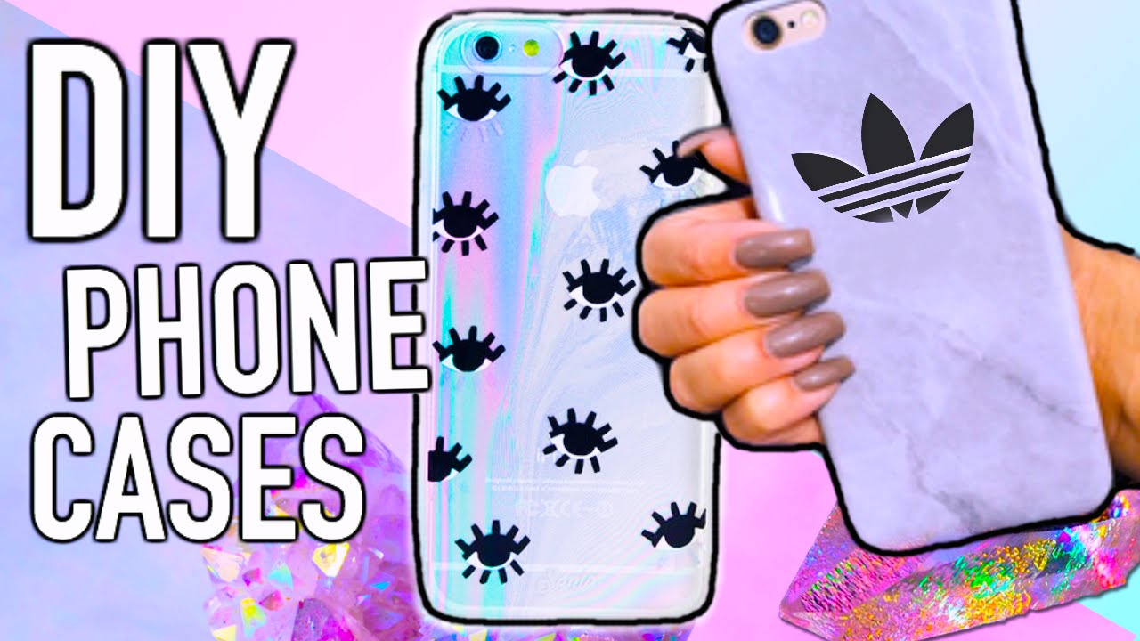 Diy Phone Case Ideas You Need To Try Tumblr Inspired