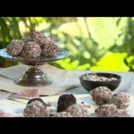 Fast Ed's easy chocolate rum balls