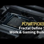 Gaming / Work Build – Fractal Define S / Core i5-6600K Skylake / GTX 970