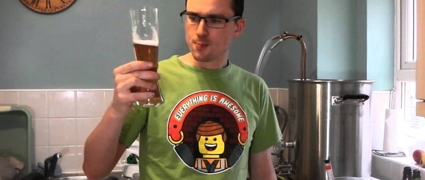 Homebrew Review – FranksHomebrew 77 Pilsner