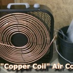 "Homemade AC – The ""Copper Coil"" Air Cooler! – (Simple ""Box Fan"" Conversion) – Easy DIY"