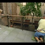 How to Install a Cable Deck Railing