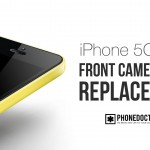How to: iPhone 5C Proximity Flex (Front Camera) Replacement