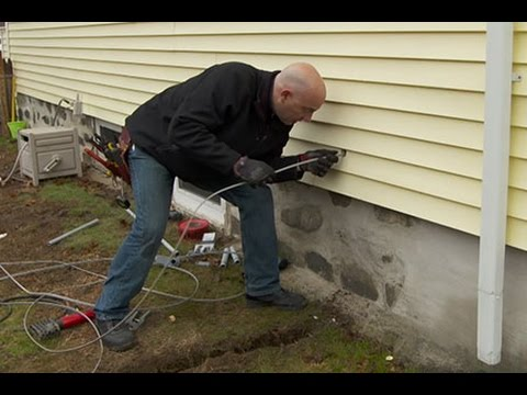 Awe Inspiring How To Run Underground Wiring To A Garage This Old House Diy Fyi Wiring Database Gentotyuccorg