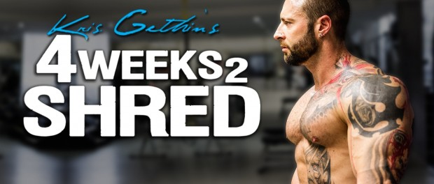 How to train for mass arnold schwarzeneggers blueprint kris gethins 4weeks2shred training program malvernweather Choice Image
