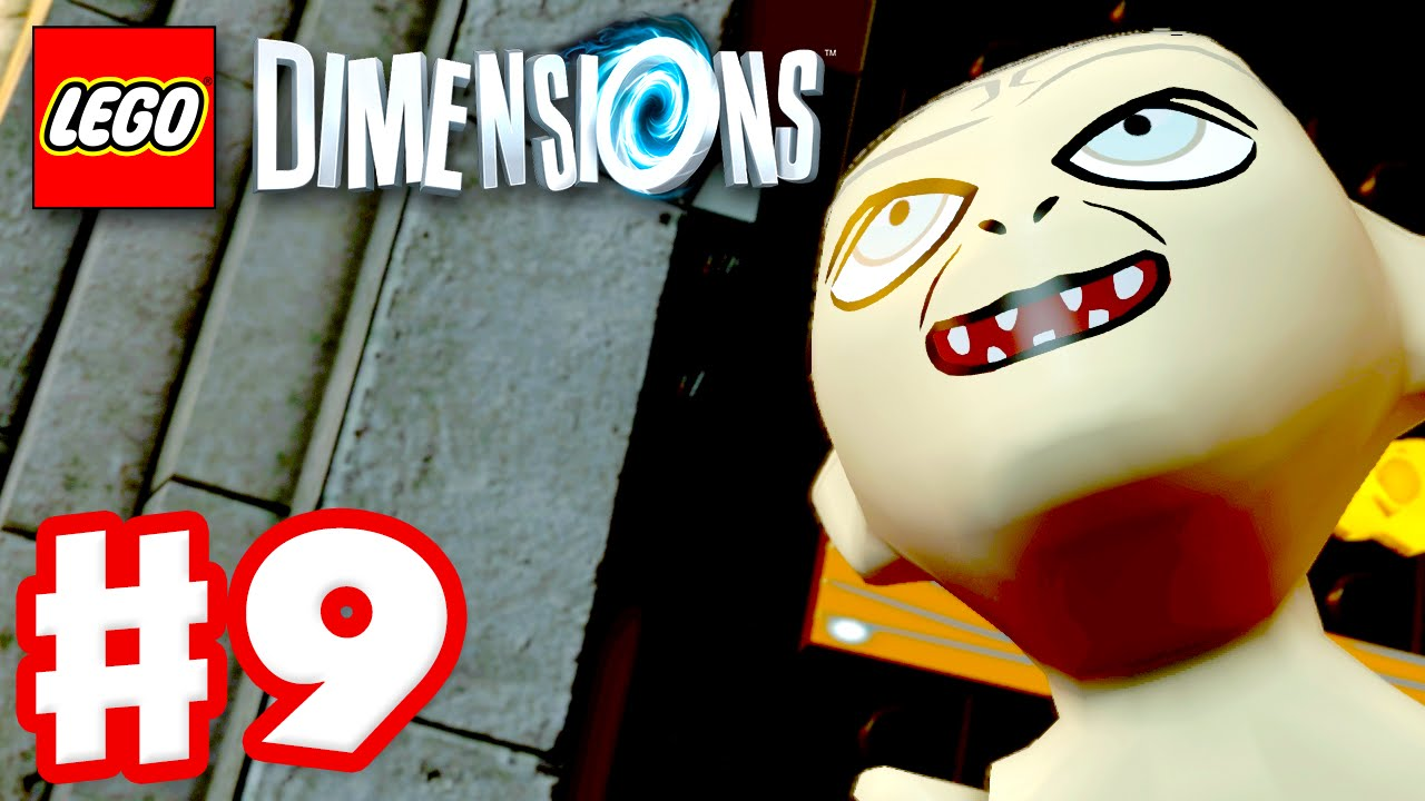 LEGO Dimensions – Gameplay Walkthrough Part 9 – Lord of the
