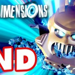 LEGO Dimensions – Gameplay Walkthrough Part 15 – Lord Vortech Boss Fight and Ending! (PS4, Xbox One)
