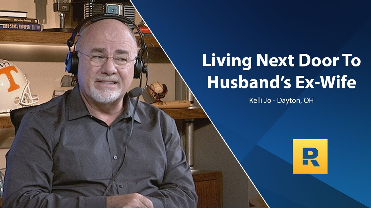 Living with ex husband and dating