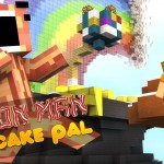 Minecraft Adventures of Bacon Man – The Holy Bacon (Custom Adventure Map)