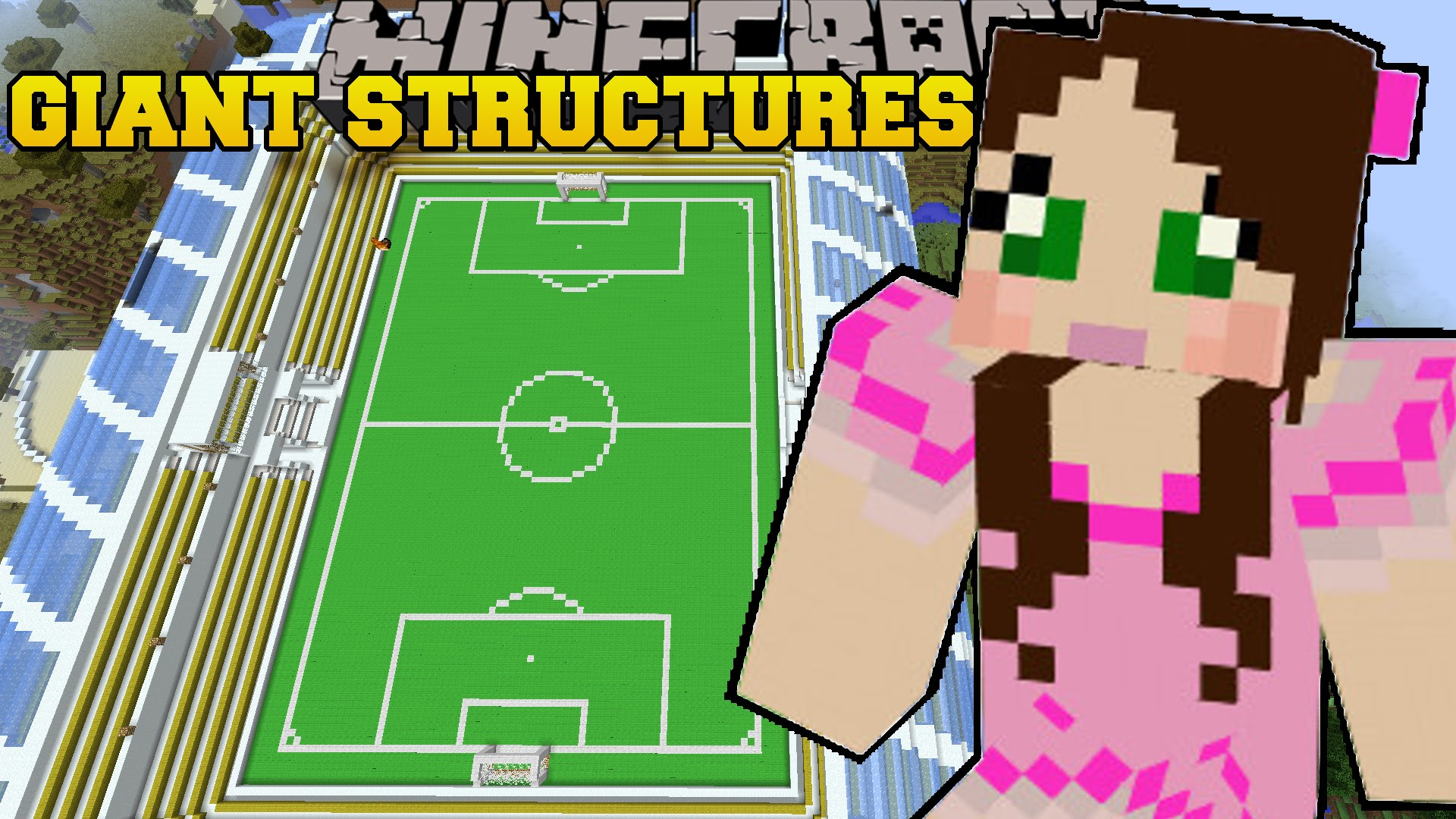 Minecraft Instant Massive Structures Over 800 Epic Structures