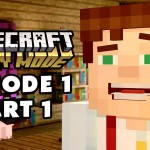 Minecraft: Story Mode – Episode 1: The Order of the Stone – Gameplay Walkthrough Part 1 (PC)