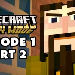 Minecraft: Story Mode – Episode 1: The Order of the Stone – Gameplay Walkthrough Part 2 (PC)