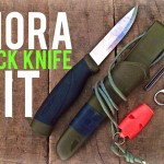 Mora Neck Knife SURVIVAL KIT- DIY