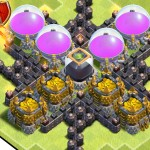 NEW EPIC TOWN HALL 9 FARMING BASE   ROAD TO MAX TH9 EP.38   CLASH OF CLANS