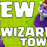 NEW WIZARD TOWER LEVEL 9! Storages lvl 12 & Lab lvl 9! Town Hall 11 Update Footage #6!