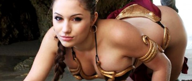Sexiest Female Star Wars Costumes : Cosplay