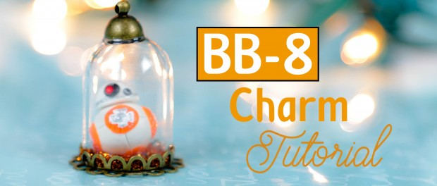Sphero BB-8 Star Wars Polymer Clay Tutorial – The Force Awakens